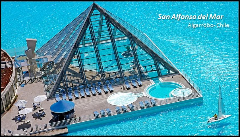 piscina mas grande del mundo