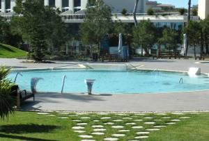 piscina recortada