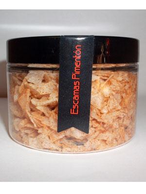 Sal Gourmet - Sal Escamas Pimentón