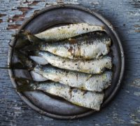 Sal para pescado