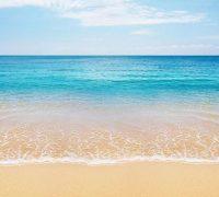 agua del mar