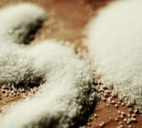 El cuerpo humano necesita sal