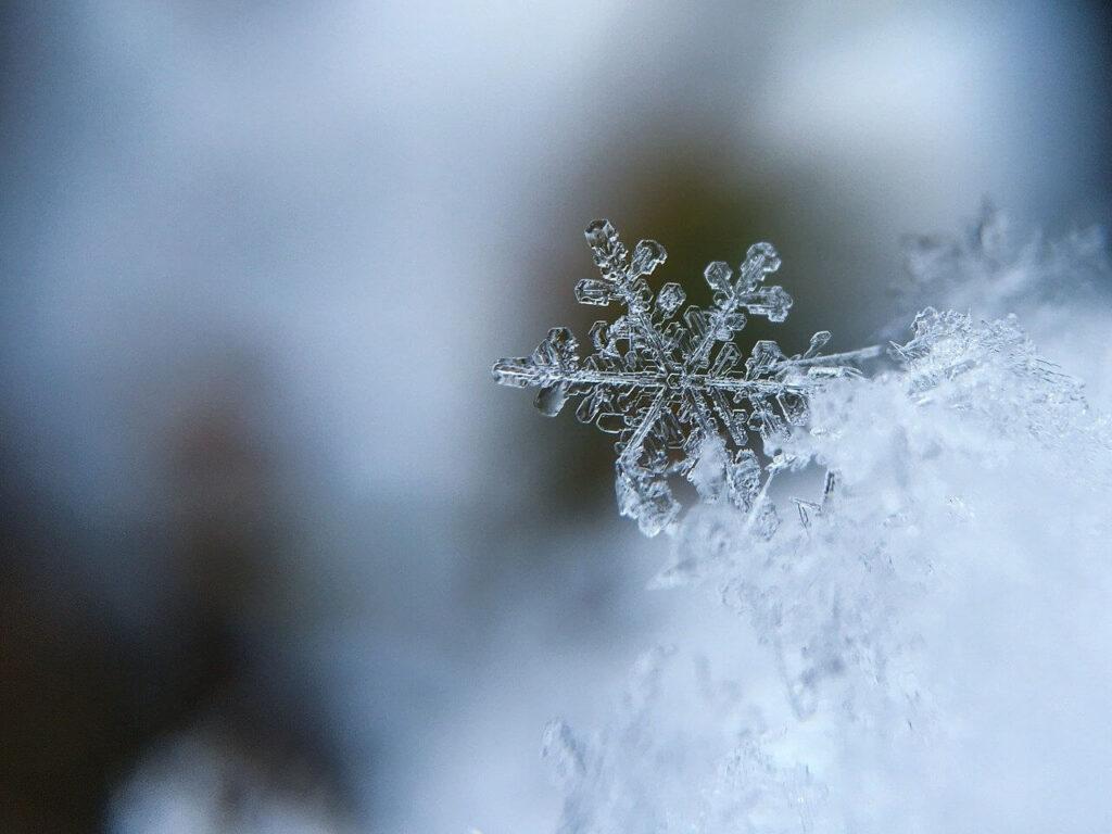 ¿Cuánto tarda la sal en derretir la nieve?